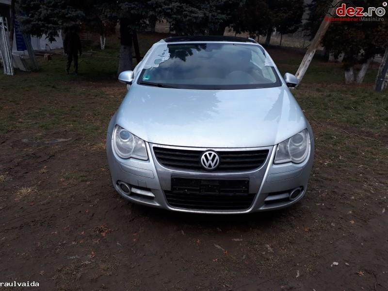Dezmembrez Vw Eos 1 6 Benz  Dezmembrări auto în Cluj-Napoca, Cluj Dezmembrari