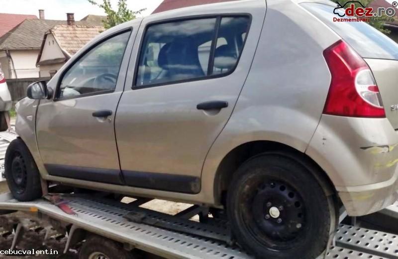 Dezmembez Dacia Sandero 1 5dci An 2010  Dezmembrări auto în Bucuresti, Bucuresti Dezmembrari