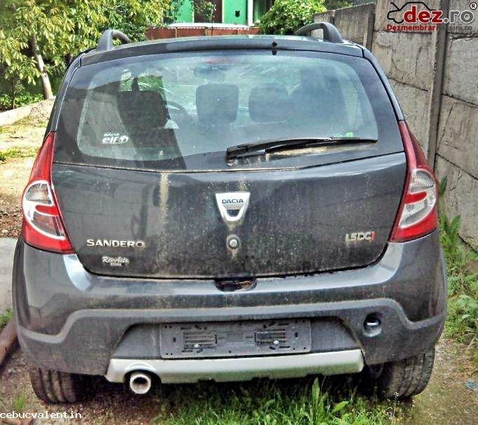 Dezmembrez Dacia Sandero Stepway 2011 1 5 Dci Euro 5 90 Cp Dezmembrări auto în Bucuresti, Bucuresti Dezmembrari