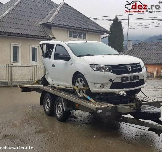 Dezmembrez Sandero Avariat An 2015  Dezmembrări auto în Bucuresti, Bucuresti Dezmembrari