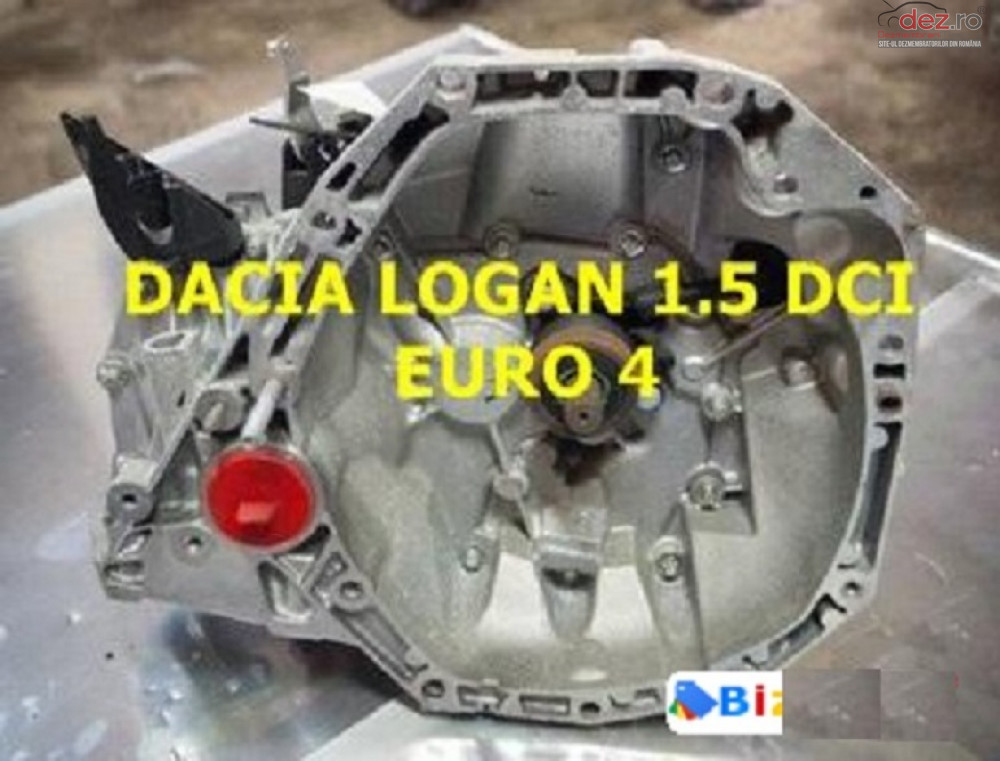 Cutie Viteze Dacia Logan 1 5dci 2007 Piese auto în Bucuresti, Bucuresti Dezmembrari