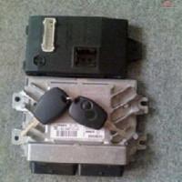 Vand Calculator Dacia Logan Kit Pornire (imobilizator Cip Cheie Calc în Bucuresti, Bucuresti Dezmembrari
