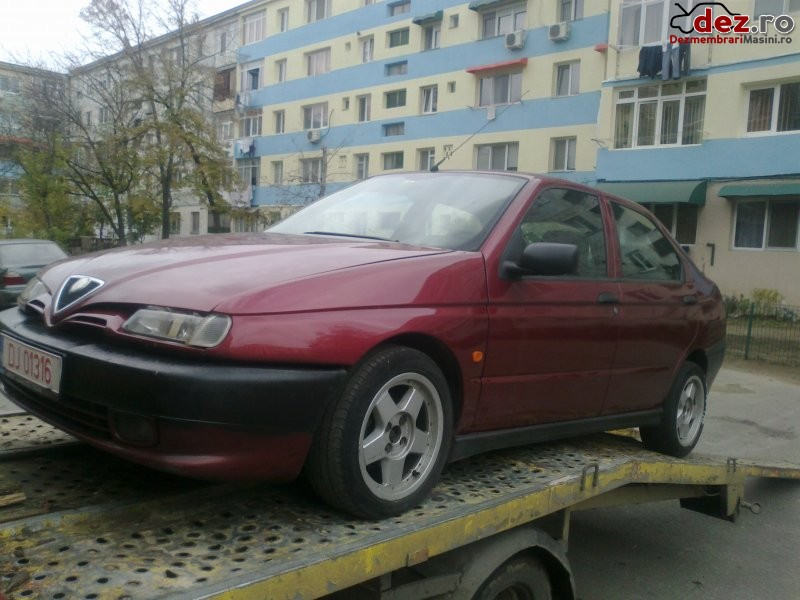 Dezmembrez alfa romeo 145 motorizari 1400  1600  1800  1900td  1900jtd  elemente  Dezmembrări auto în Craiova, Dolj Dezmembrari