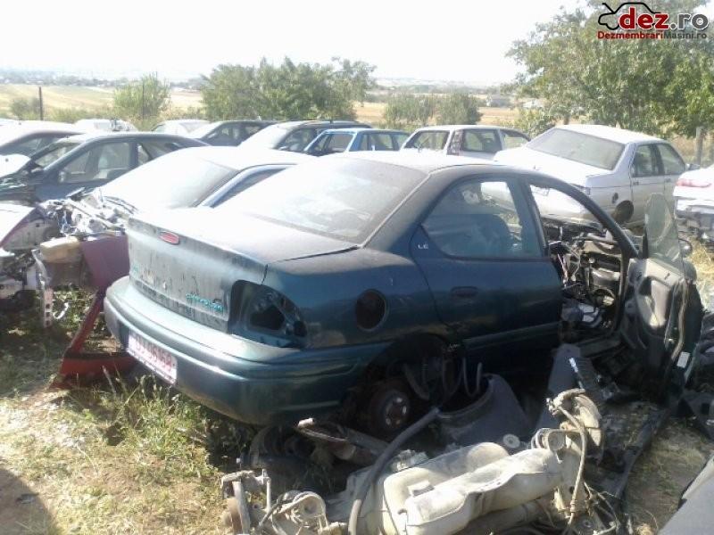 Dezmembram chrysler neon   motor 1  6 benzina   an fab 1997   vand motor   cutie viteze  Dezmembrări auto în Craiova, Dolj Dezmembrari