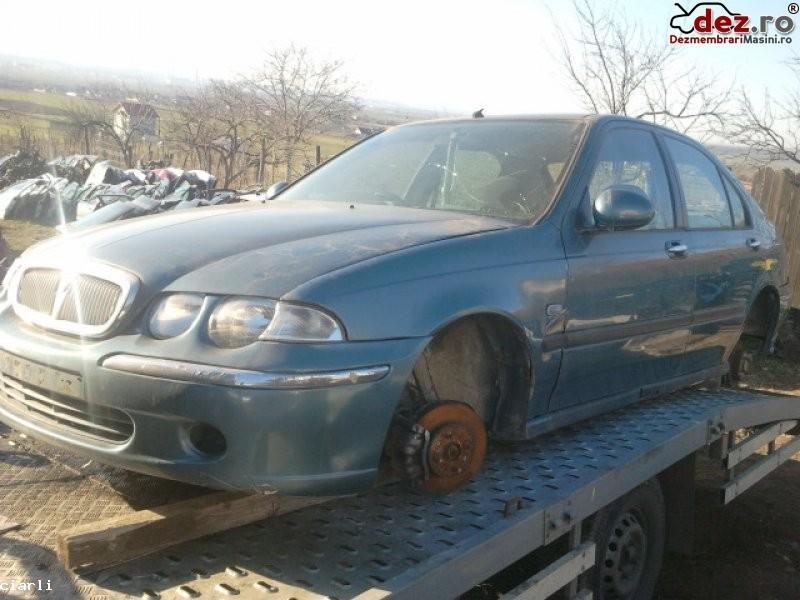 Dezmembrez rover 45 din 2001  1 4   1 6 b 1  8 b  2  0 b  2  0 d  am motor si anexe  cutie de  Dezmembrări auto în Craiova, Dolj Dezmembrari