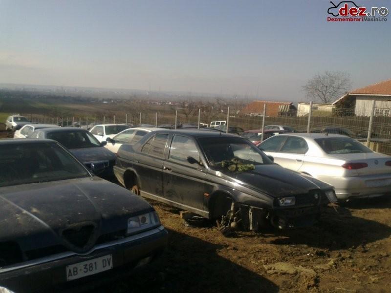 Dezmembrez toata gama alfa romeo 164   motorizari 2000b   2500 b  2500 td   motoare  Dezmembrări auto în Craiova, Dolj Dezmembrari