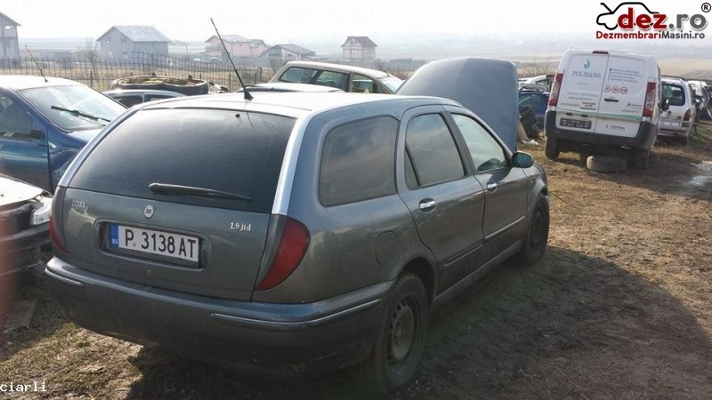 Orice piesa din dezmembrari pt lancia lybra an 2002  motor 1  9 jtd  2400jtd cutie  Dezmembrări auto în Craiova, Dolj Dezmembrari