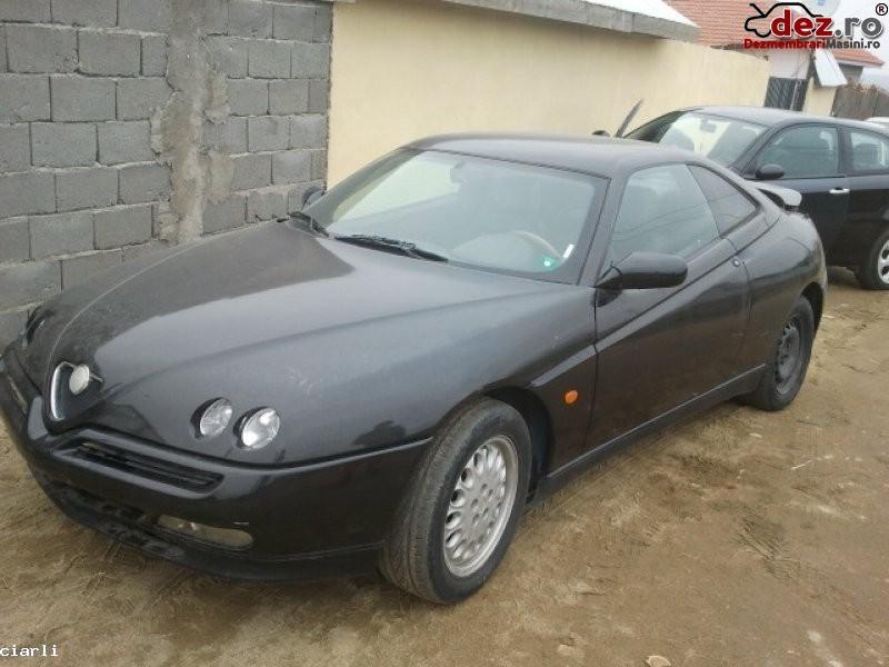 Dezmembrez alfa gtv din 1997  1  8 v6 2500 v6     3000 v6 2  0 v6  am motor si anexe  cutie  Dezmembrări auto în Craiova, Dolj Dezmembrari