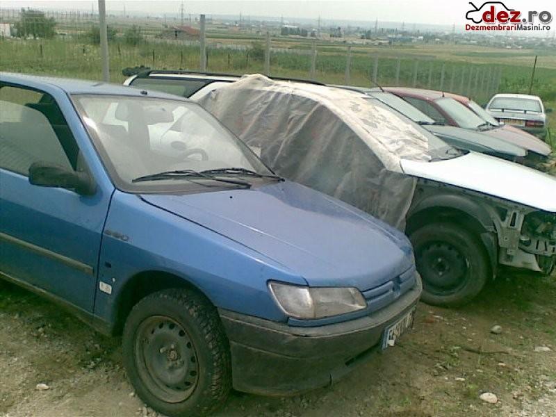Dezmembrez peugeot 306 coupe   motor 1900 d  elemente de caroserie  motor  cutie  Dezmembrări auto în Craiova, Dolj Dezmembrari