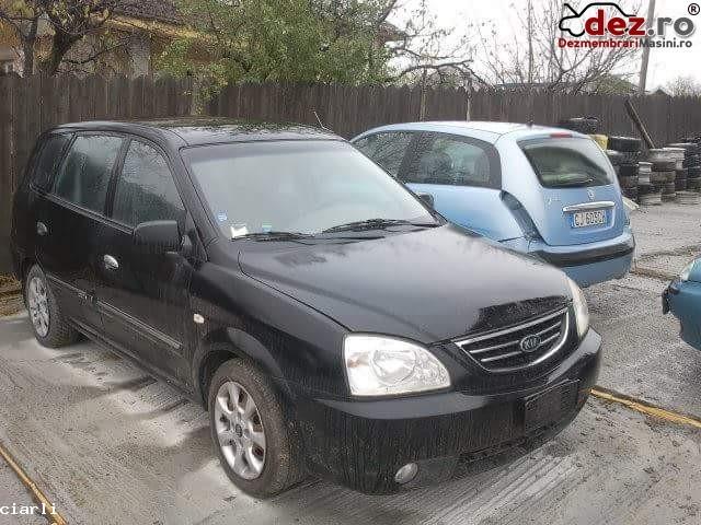 Dezmembrez Kia Carens 1600 Benzina An 2004  Dezmembrări auto în Craiova, Dolj Dezmembrari