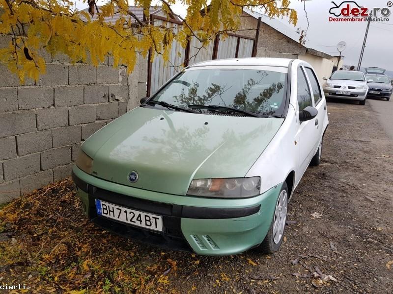 Dezmembrez Fiat Punto 2003 1900 Jtd  Dezmembrări auto în Craiova, Dolj Dezmembrari