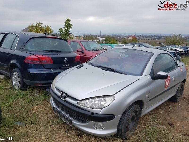 Dezmembrez Peugeot 206 Cc 2004 2000 Benzina  Dezmembrări auto în Craiova, Dolj Dezmembrari