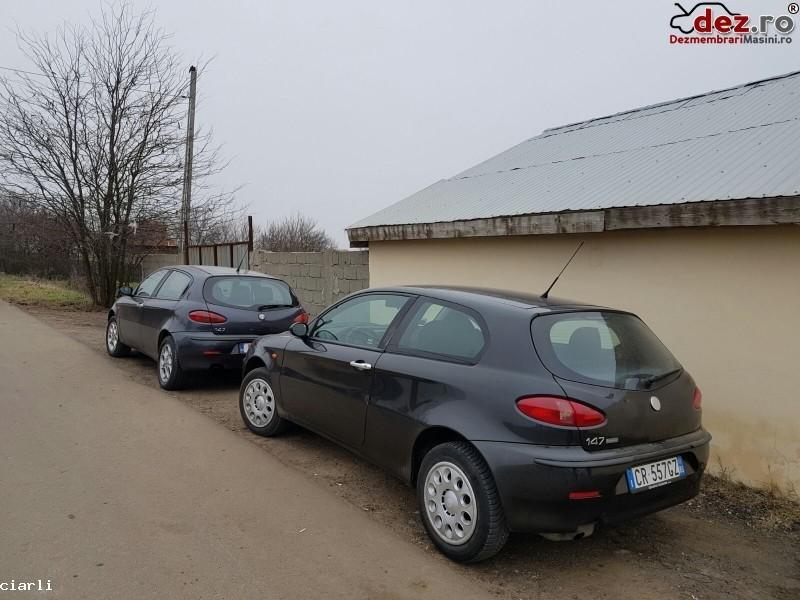 Dezmembrez Alfa Romeo 147 1900 Jtd An 2003  Dezmembrări auto în Craiova, Dolj Dezmembrari