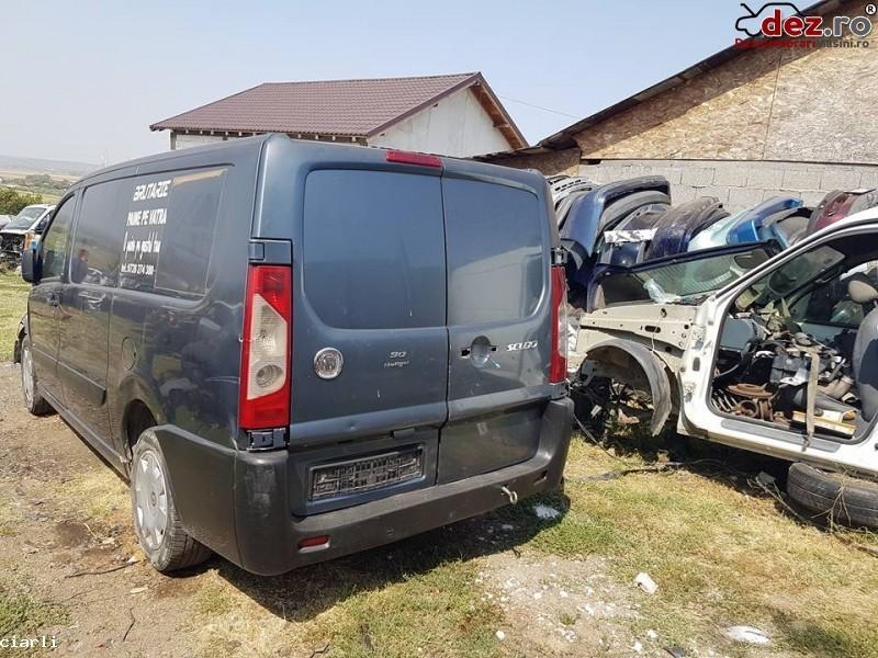 Dezmembrez Fiat Scudo 1 6 Hdi  Dezmembrări auto în Craiova, Dolj Dezmembrari