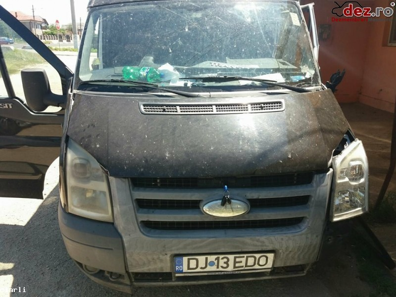 Dezmembrez Fort Transit 2 2 Tdci  Dezmembrări auto în Craiova, Dolj Dezmembrari