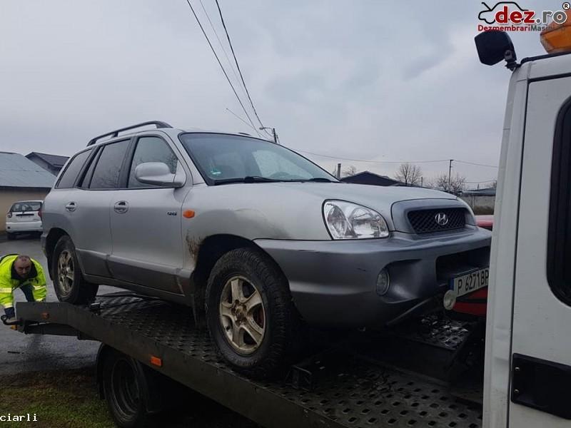 Dezmembram Hyundai Santa Fe  Dezmembrări auto în Craiova, Dolj Dezmembrari