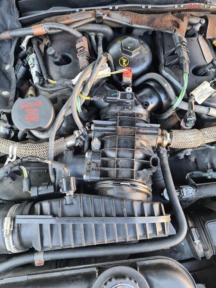 Motor Complet Fara Anexe 2 7 Tdv6 207cp 276dt Jaguar Xf Piese auto în Craiova, Dolj Dezmembrari