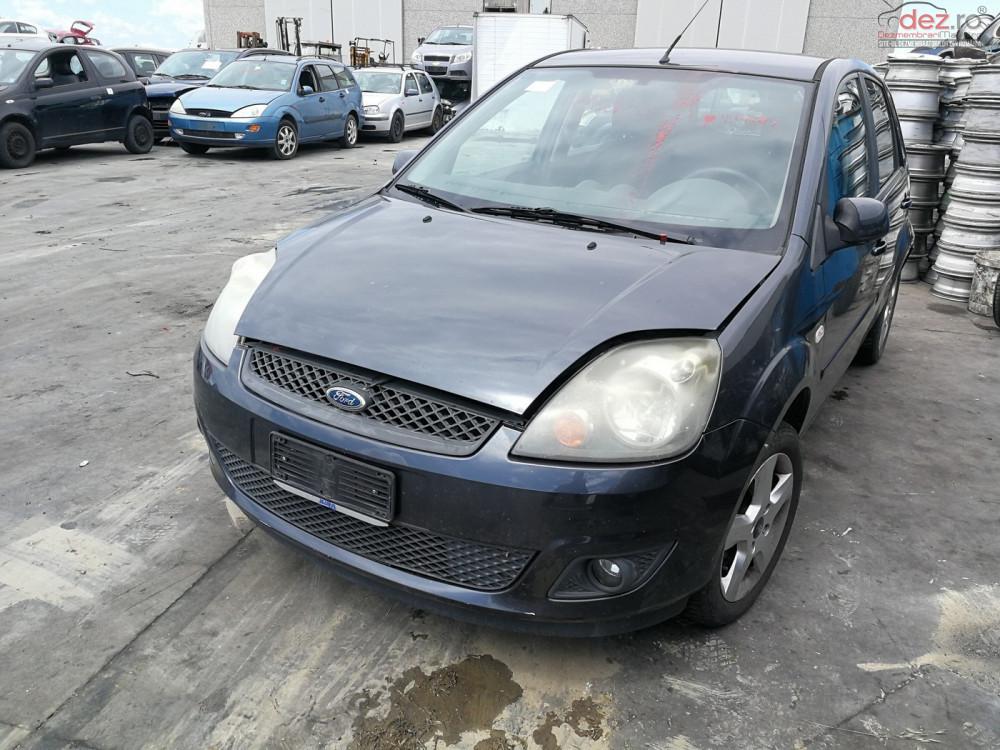 Dezmembrez Ford Fiesta Mk5 Facelift Dezmembrări auto în Arad, Arad Dezmembrari