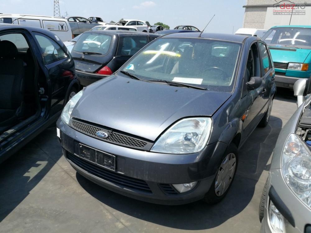 Dezmembrez Ford Fiesta Mk5 Dezmembrări auto în Arad, Arad Dezmembrari