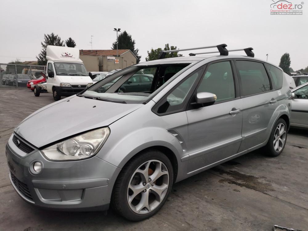Dezmembrez Ford S Max Motor 2 0tdci Qxwa Dezmembrări auto în Arad, Arad Dezmembrari
