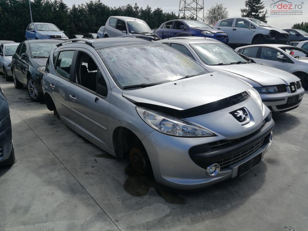 Dezmembrez Peugeot 207 Facelift 1 6hdi Tip Motor 9hv Dezmembrări auto în Arad, Arad Dezmembrari