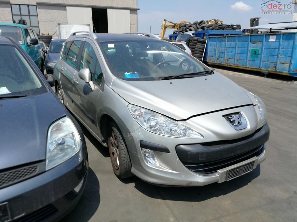 Dezmembrez Peugeot 308 Sw Motor 1 6hdi Tip 9hx Dezmembrări auto în Arad, Arad Dezmembrari