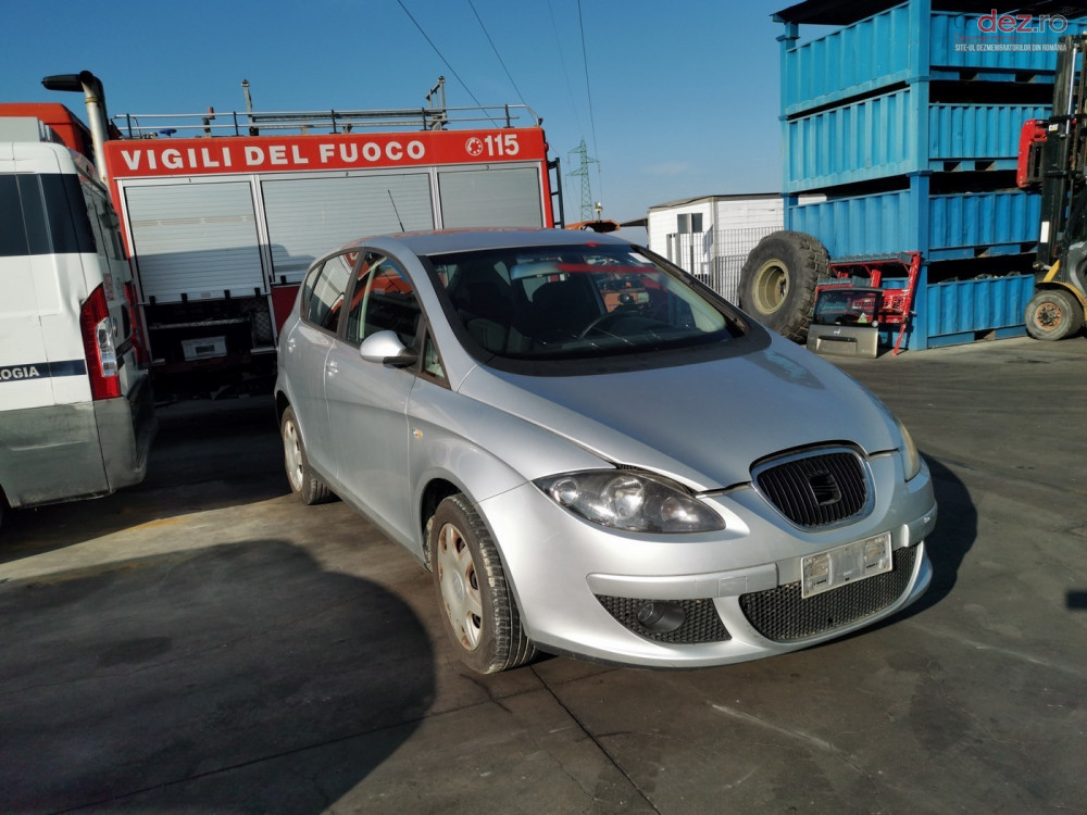 Dezmembrez Seat Altea Motor 1 4 16v Bxw 1 9tdi Bls 2 0tdi Bmm Dezmembrări auto în Arad, Arad Dezmembrari