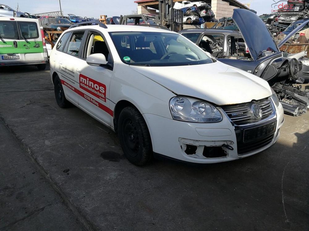Dezmembrez Volkswagen Golf 5 Bluemotion Dezmembrări auto în Arad, Arad Dezmembrari