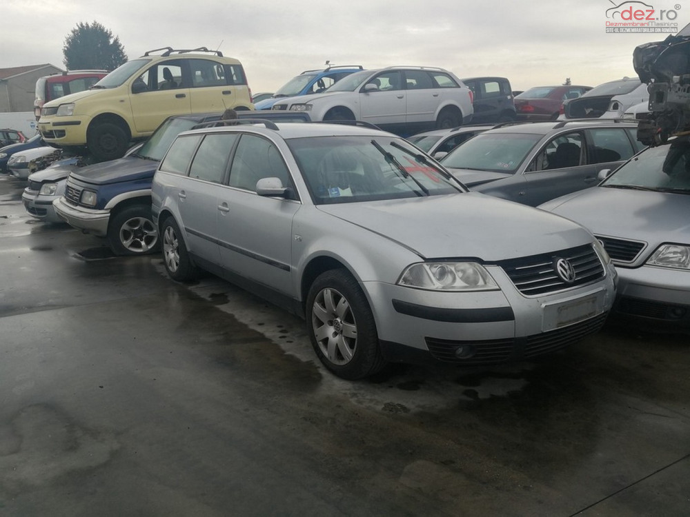 Dezmembrez Volkswagen Passat B5 5 Dezmembrări auto în Arad, Arad Dezmembrari