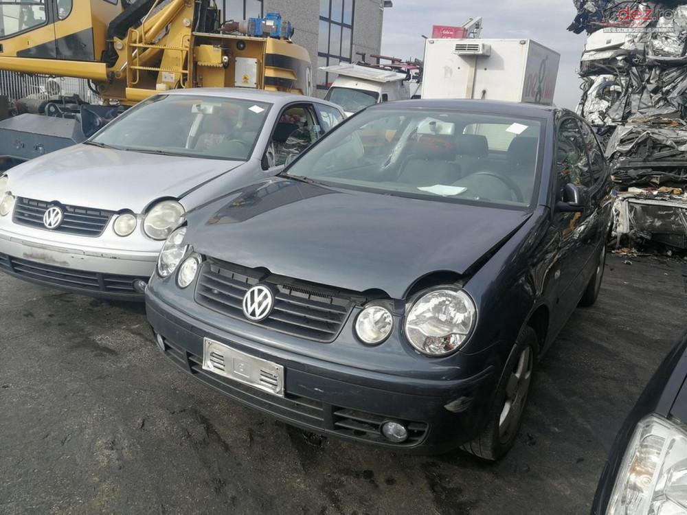 Dezmembrez Volkswagen Polo 9n 1 4tdi 1 9tdi Dezmembrări auto în Arad, Arad Dezmembrari