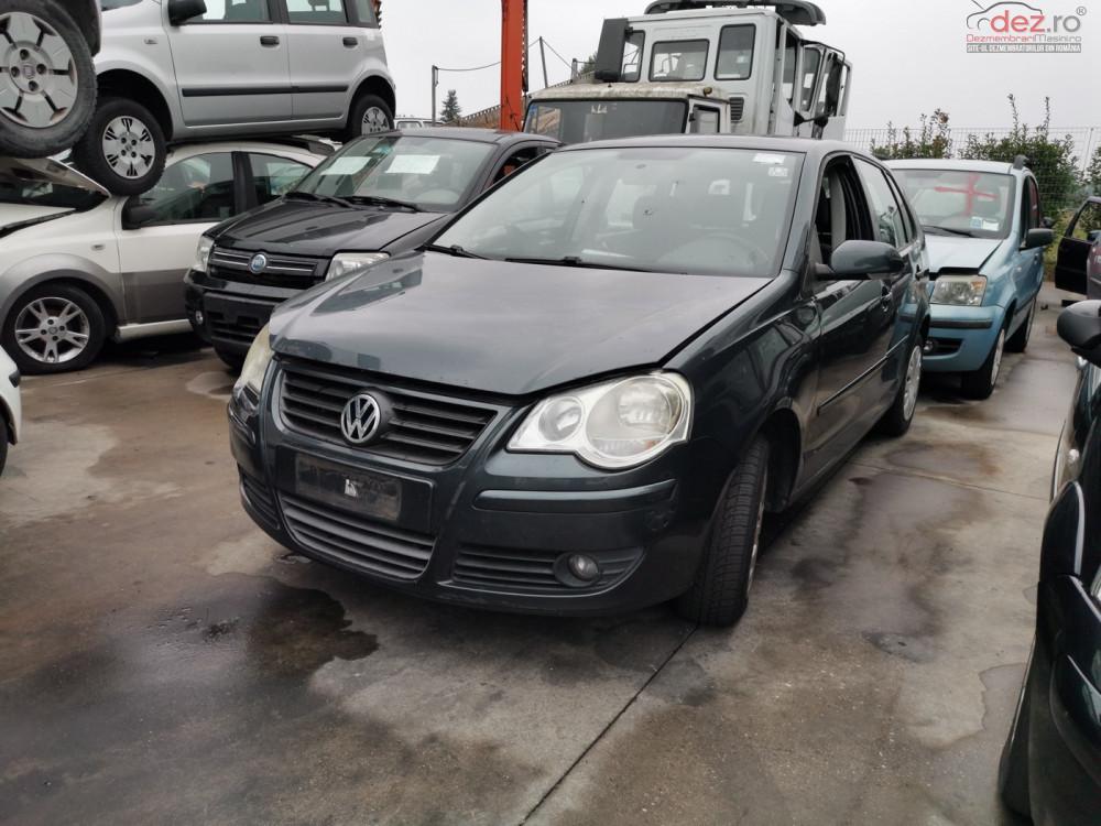 Dezmembrez Volkswagen Polo 9n Facelift Motor 1 4 16v Bud Bme Dezmembrări auto în Arad, Arad Dezmembrari