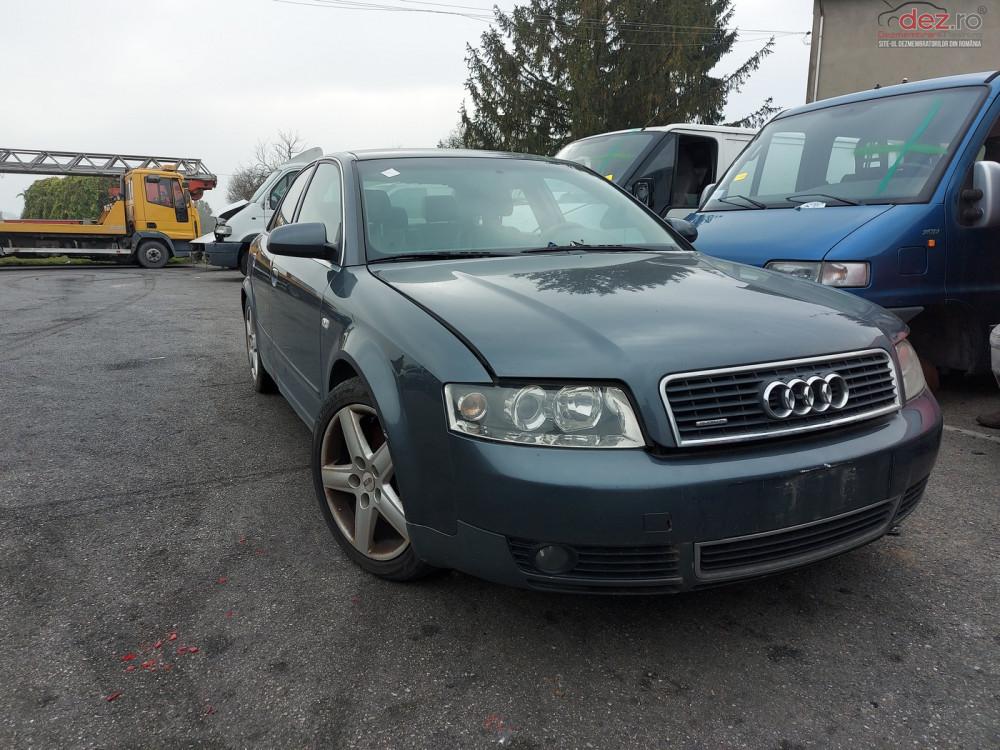 Dezmembrez Audi A4 B6 Quattro 2 5tdi Tip Ake 132kw / 179cp Dezmembrări auto în Arad, Arad Dezmembrari