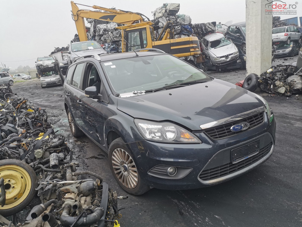 Dezmembrez Ford Focus 2 Facelift 1 6tdci Tip G8db 109cp Dezmembrări auto în Arad, Arad Dezmembrari