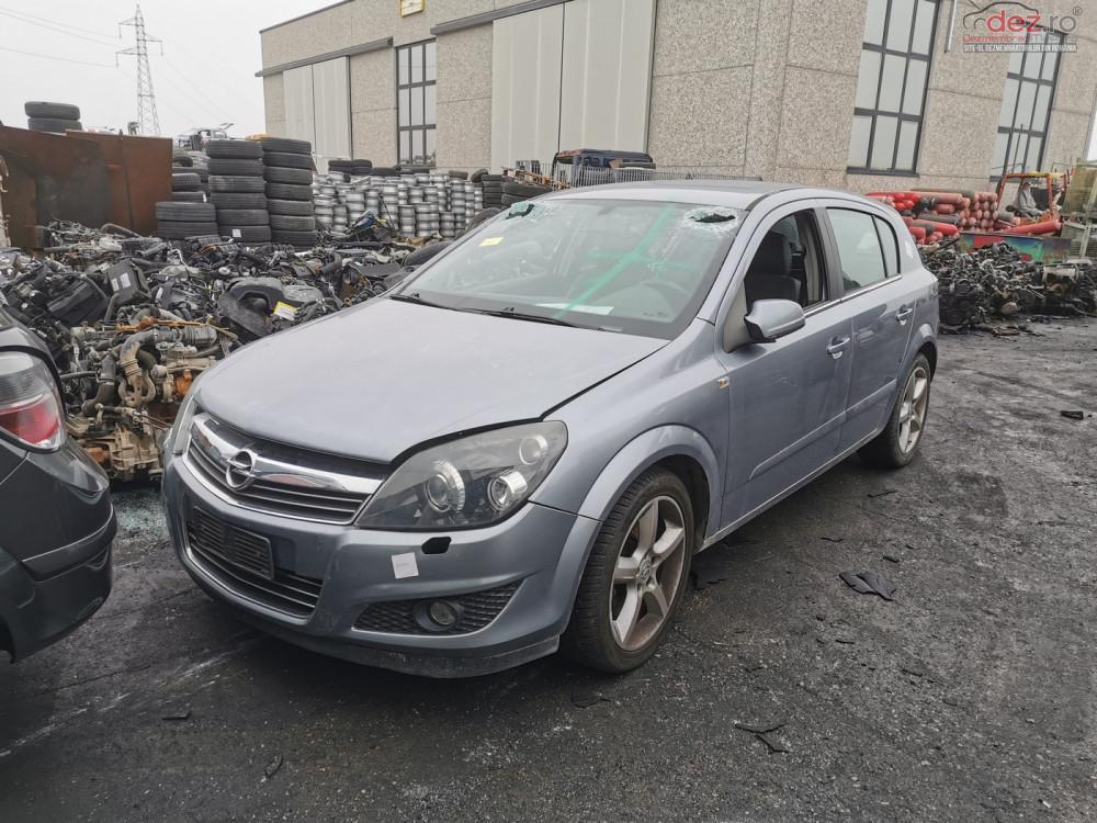 Dezmembrez Opel Astra H Facelift 1 7cdti Tip Z17dtr 125cp Dezmembrări auto în Arad, Arad Dezmembrari