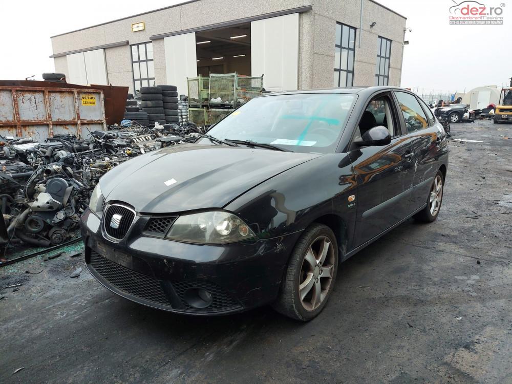 Dezmembrez Seat Ibiza Fr 6l Facelift 1 4 16v Tip Bxw Dezmembrări auto în Arad, Arad Dezmembrari