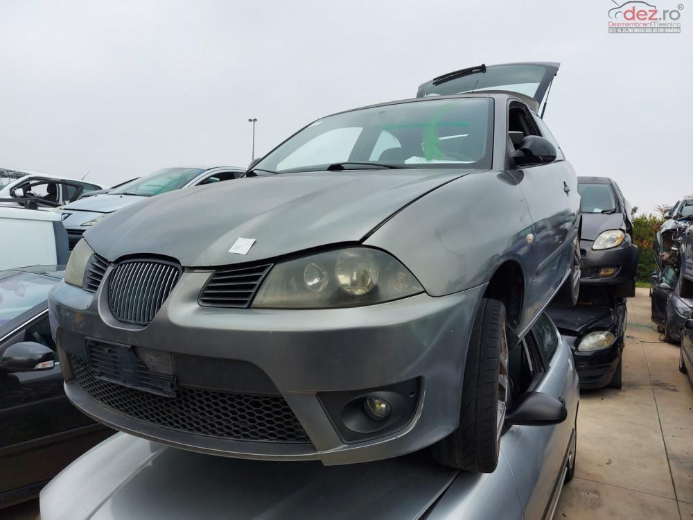 Dezmembrez Seat Ibiza Cupra 6l 1 9tdi Tip Bpx 160cp Dezmembrări auto în Arad, Arad Dezmembrari