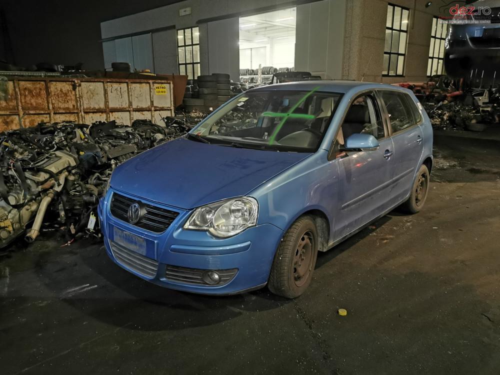 Dezmembrez Volkswagen Polo 9n Facelift 1 4 16v Tip Bky Dezmembrări auto în Arad, Arad Dezmembrari
