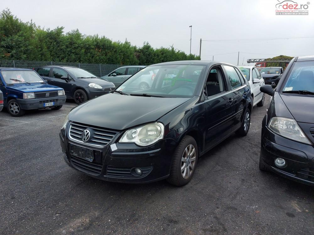 Dezmembrez Volkswagen Polo 9n Facelift 1 4tdi Tip Bnv Dezmembrări auto în Arad, Arad Dezmembrari