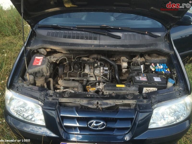 Dezmembrez Hyundai Matrix 1 5 Crdi An 2004 în Bucuresti, Bucuresti Dezmembrari