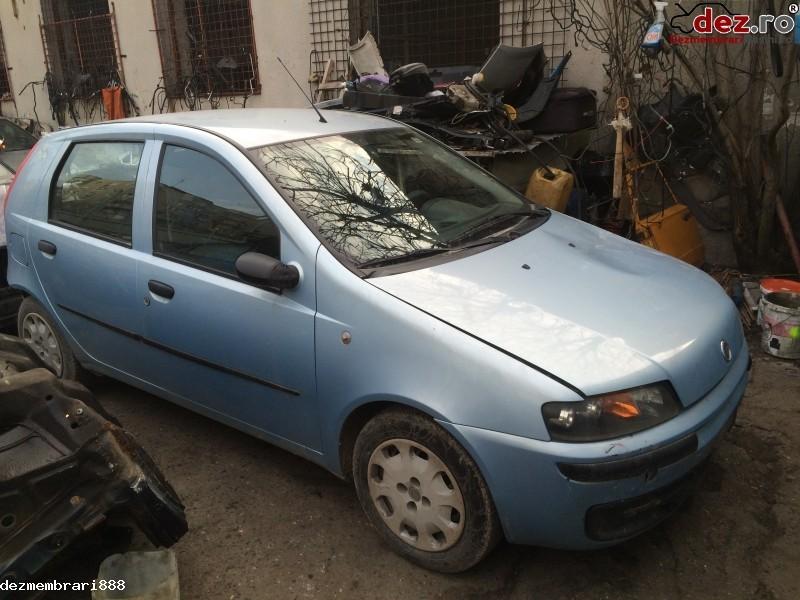 Dezmembrez Fiat Punto 1 2 An 2003 Dezmembrări auto în Bucuresti, Bucuresti Dezmembrari