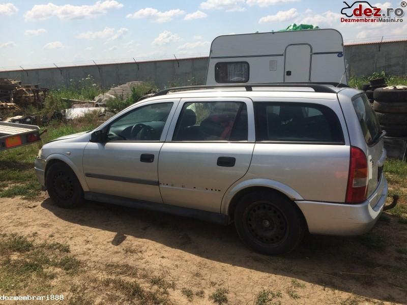 Dezmembrez Opel Astra 2 0 Dti An 2001 Gri Argintiu Break Combi Dezmembrări auto în Bucuresti, Bucuresti Dezmembrari