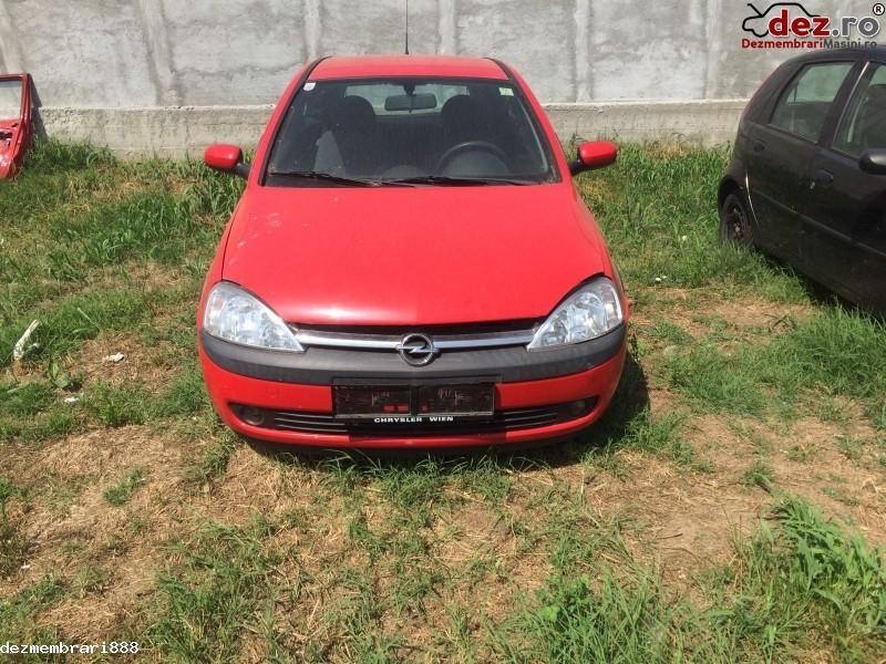 Dezmembrez Opel Corsa C An 2001 Dezmembrări auto în Bucuresti, Bucuresti Dezmembrari