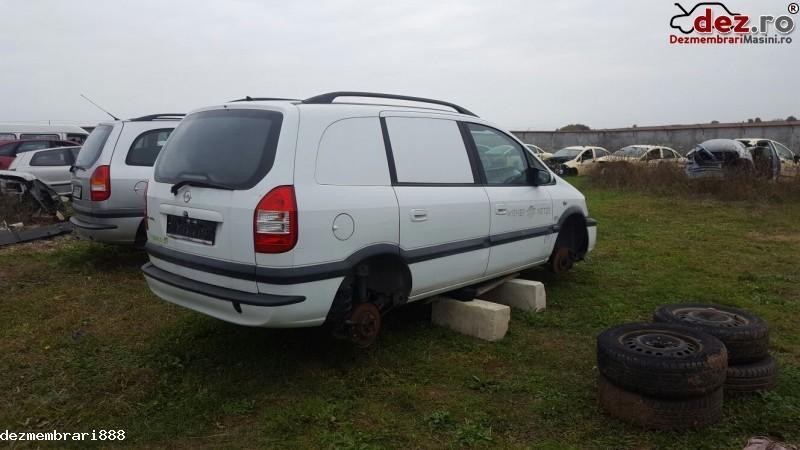 Dezmembrez Opel Zafira 1 6 16 Valve An 2003 Euro 4 Dezmembrări auto în Bucuresti, Bucuresti Dezmembrari