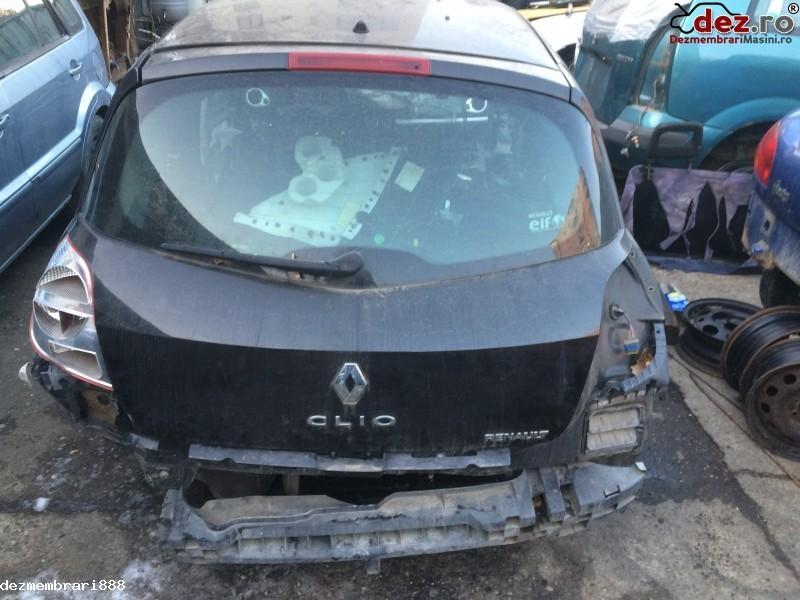 Dezmembrez Renault Clio An 2006 In 5 Usi Negru Dezmembrări auto în Bucuresti, Bucuresti Dezmembrari