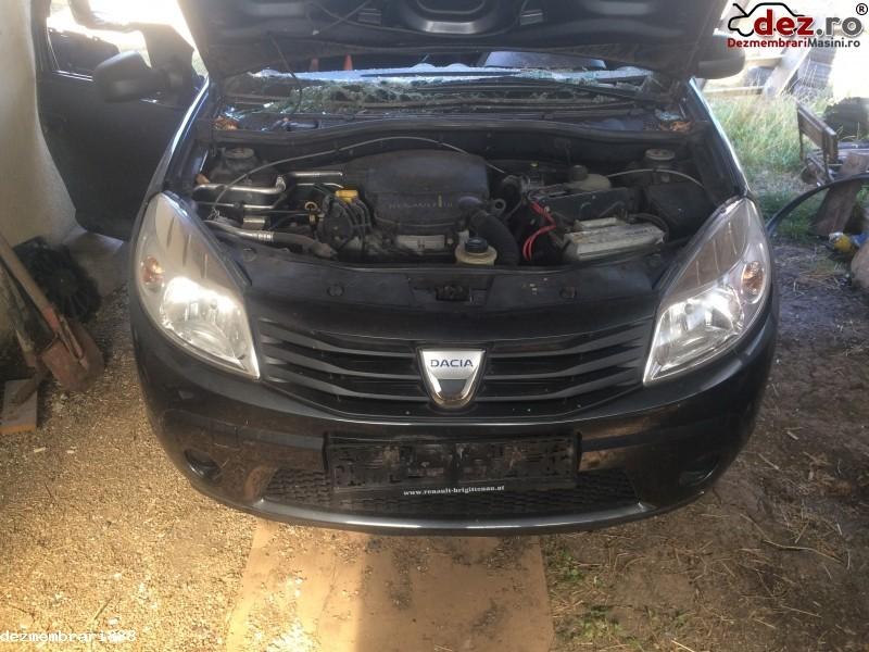 Dezmembrez Dacia Sandero 1 4 An 2009  Dezmembrări auto în Bucuresti, Bucuresti Dezmembrari