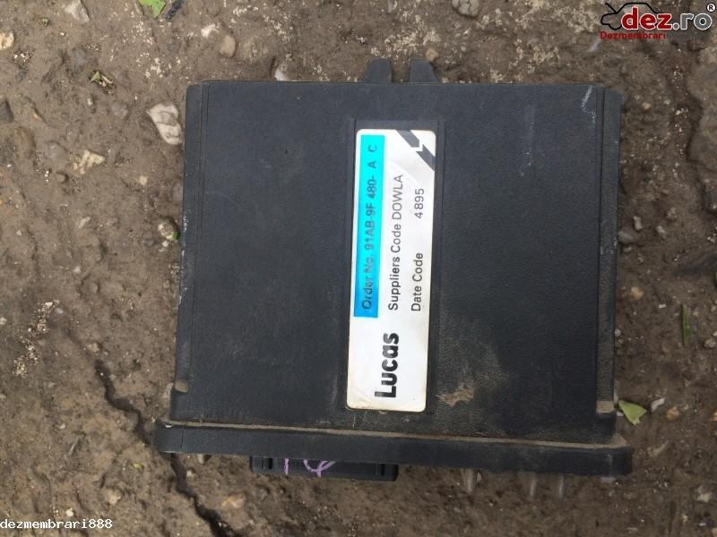 Calculator injectie aditiv Adblue Ford Escort 1997 cod 91ab-9f în Bucuresti, Bucuresti Dezmembrari