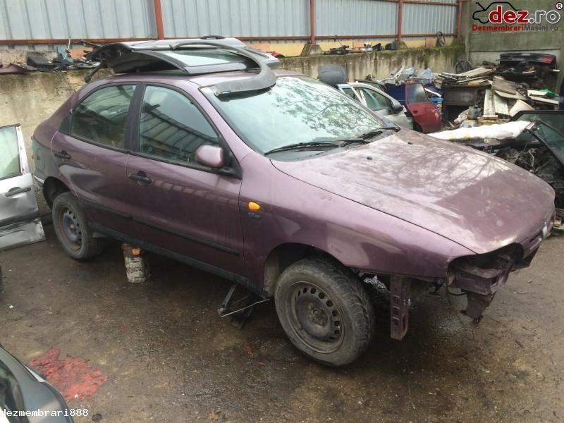 Dezmembrari Fiat Brava 1 6 16 Valve An 1998 Dezmembrări auto în Bucuresti, Bucuresti Dezmembrari