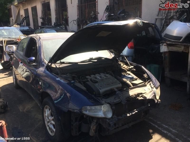 Dezmembrez Alfa Romeo 147 2002 Dezmembrări auto în Bucuresti, Bucuresti Dezmembrari