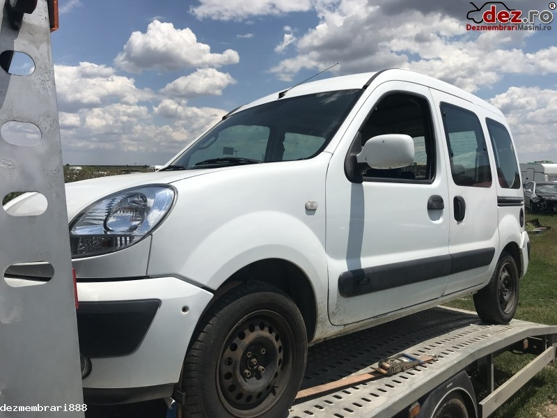 Dezmembrez Renault Kangoo Facelift An 2006 Dezmembrări auto în Bucuresti, Bucuresti Dezmembrari