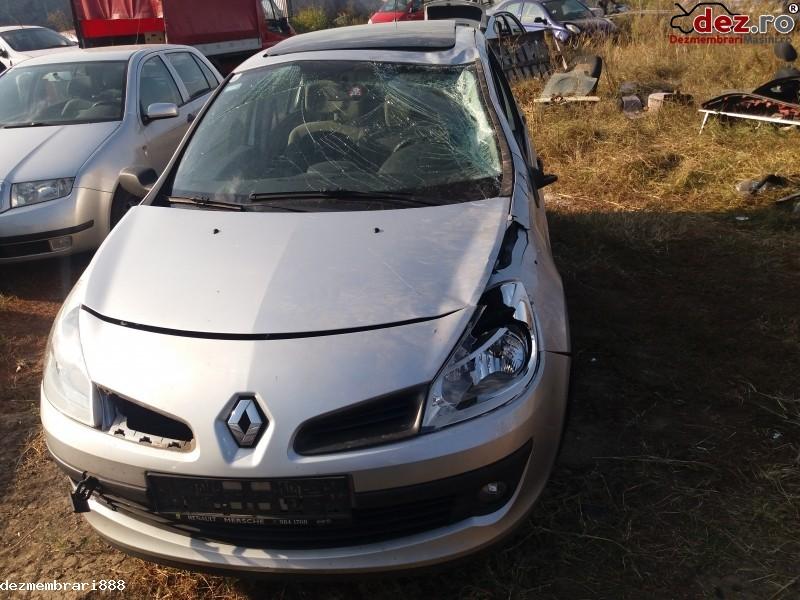 Dezmembrez Renault Clio 3 An 2007 Motor 1 2 In 5 Usi Argintiu Gri Dezmembrări auto în Bucuresti, Bucuresti Dezmembrari